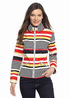 Live a Little Stripe Jacket