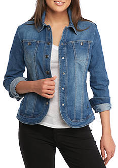 Live a Little Denim Jacket