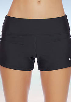 Next Good Karma Mid Rise Short Swim Bottom