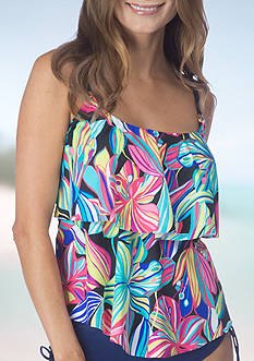 24th and Ocean Tiered Tankini