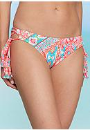 Coco Rave Playa It Cool Lace Up Cheeky Bottom