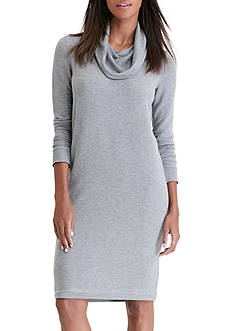 Lauren Ralph Lauren Cowlneck Dress