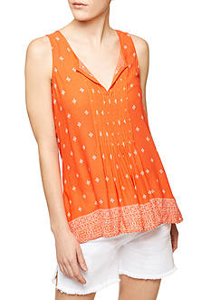 Sanctuary Palma Shell Top