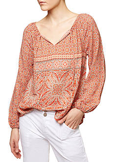 Sanctuary Ivy Boho Top