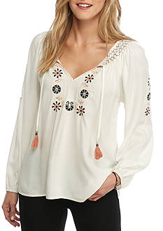 Sanctuary Freya Boho Blouse