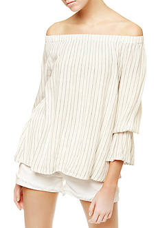 Sanctuary Charlotte Off-the-Shoulder Top