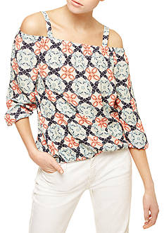 Sanctuary Tori Cold Shoulder Top