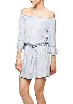 Sanctuary Julia Off Shoulder Dress