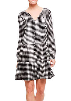 Sanctuary Brit Gingham Dress