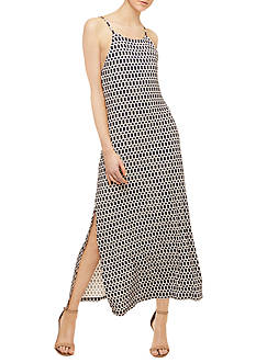 Sanctuary Pacifica Printed Maxi Dress