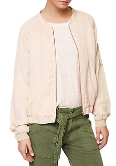 Sanctuary Pilot Bomber Jacket