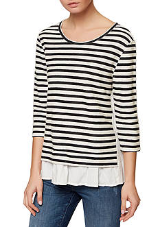 Sanctuary Tegan Stripe Pullover