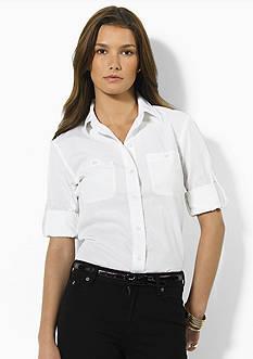 Lauren Jeans Co. Carter Cotton Shirt