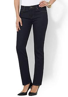 Lauren Jeans Co. Super Stretch Slimming Modern Skinny Jean