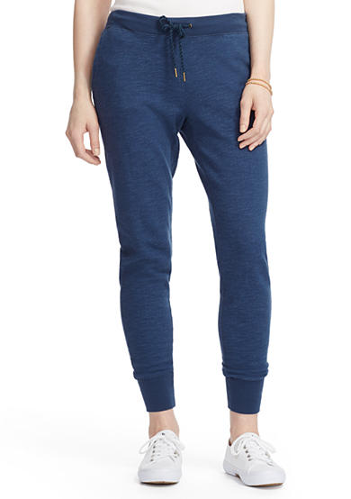 Lauren Jeans Co. French Terry Skinny Sweatpant