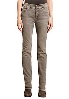 Lauren Jeans Co. Premier Stretch Straight Jean