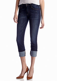 Joe's Sam Clean Cuff Cropped Jeans
