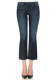 Joe's The Olivia Midrise Flare Crop Jeans