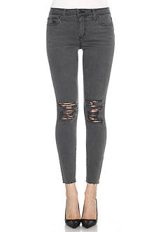 Joe's Destructed Icon Ankle Skinny Jean