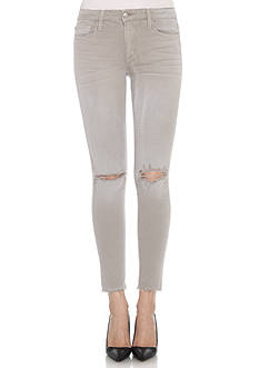 Joe's Destructed Icon Ankle Midrise Skinny