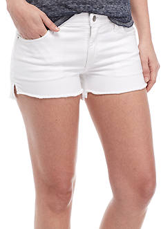 Joe's® The Ozzie Hi-Lo Fray Hem Short