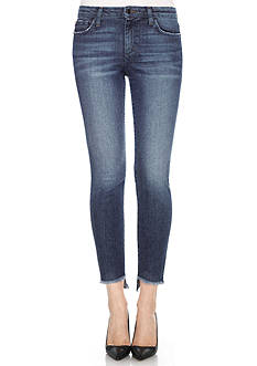 Joe's Blondie Frayed Skinny Ankle Jean