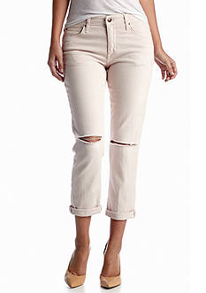 Joe's Boyfriend Slim Crop Jean