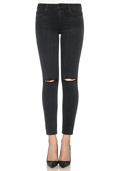 Joe's® Vixen Desctructed Ankle Jean