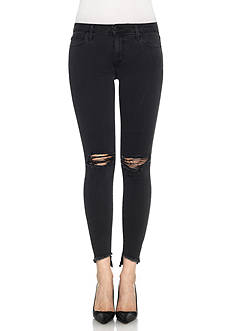Joe's Blondie Destructed Ankle Skinny Jean