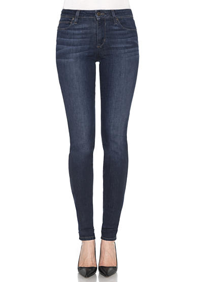 Joe's® Midrise Skinny Rolled Ankle Jeans