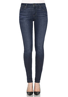 Joe's Midrise Skinny Rolled Ankle Jeans