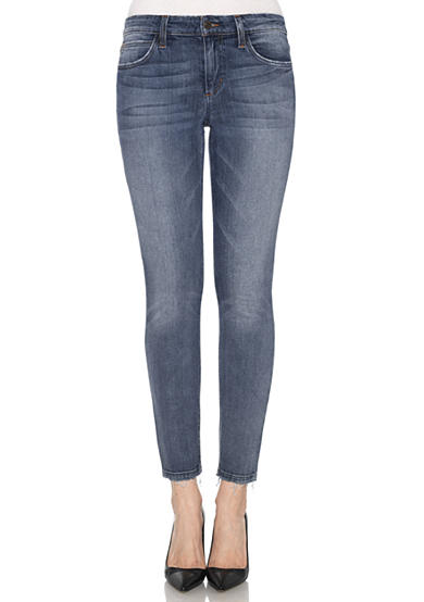 Joe's® Midrise Released Hem Skinny