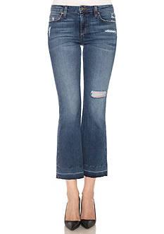 Joe's Madrid Olivia Cropped Flare Jeans
