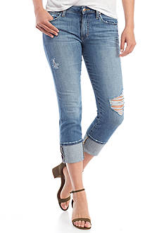 Joe's Clean 4-in. Cuff Cropped Jean
