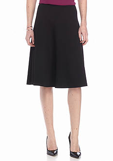 New Directions® Knit Midi Skirt
