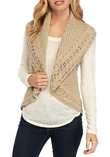 Petite Sweater Vests | belk