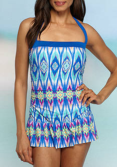 New Directions Chic Gypsy Swimdress