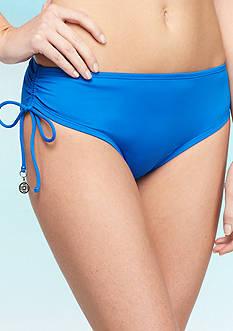 New Directions Island Side Tie Hipster Swim Bottom