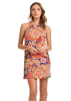 TRINA Trina Turk Juju Marrakesh Print Dress