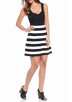 TRINA Trina Turk Envy Stripe Dress