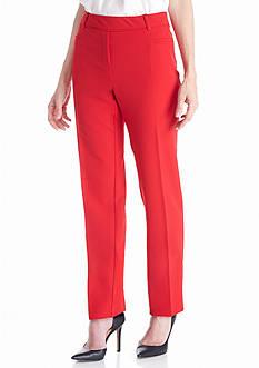 New Directions Bond 18 Slim Leg Pants