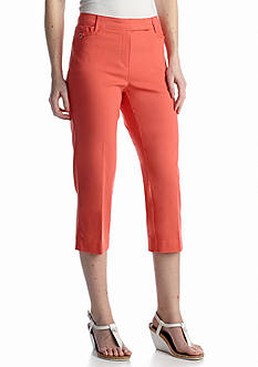 New Directions® Millennium Slim Leg Crop Pant
