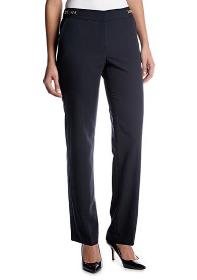 New Directions® Slim Leg Pant