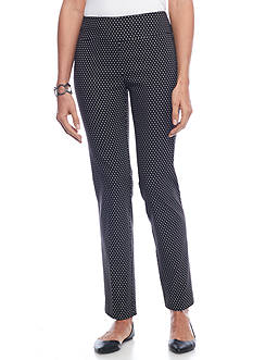 New Directions Millennium Dot Ankle Pant