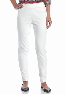 New Directions Corduroy Pull-on Skinny Pants