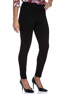 New Directions Petite Size Compression Pull-on Legging