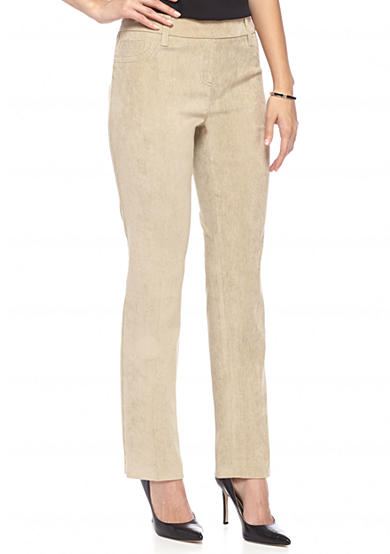 New Directions® Petite Size Corduroy Pant