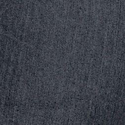Plus Size Pants: Straight: Dark Navy New Directions Plus Size Denim Elastic Pants