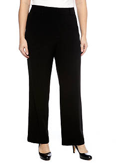 New Directions® Plus Size Bi-Stretch Pant