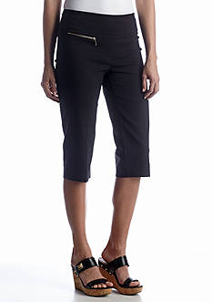 New Directions® Solid Slim Leg Pant